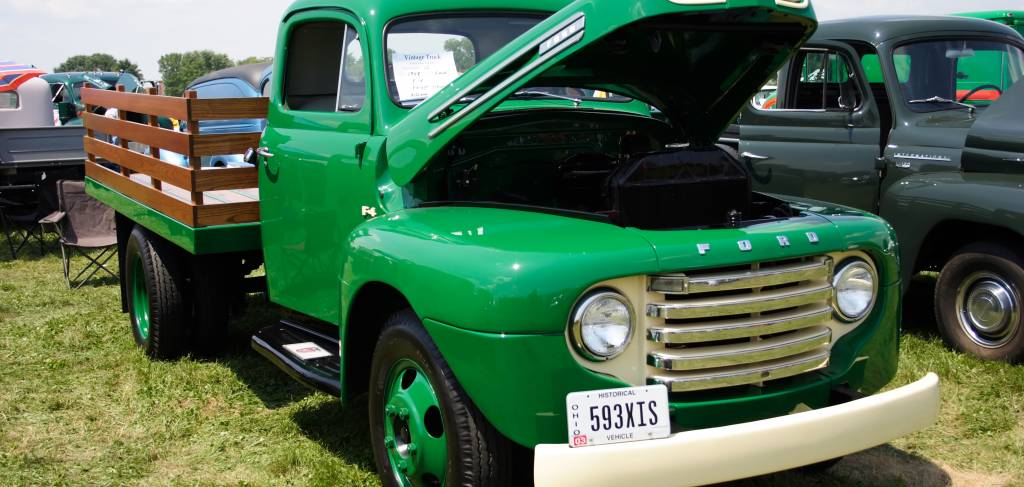 Ford Truck Show
